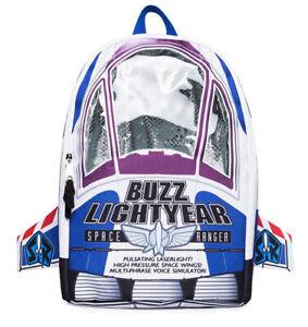 Hype X Buzz Lightyear Backpack BNWT Toy Story Disney Pixar