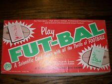Fut - Bal  a card game