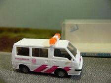 1/87 Rietze Mitsubishi L300 Parkeer Politie NL 50209