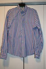 Men's Abercrombie Button Down Dress Shirt Size M