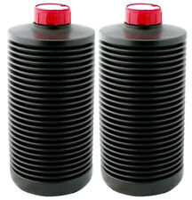 2 x kood Ap Collapsible 2 Litre Bottle Film Developing Chemical Processing