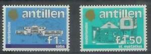 Ned. Antillen postfris 1985 MNH 829-830 - Standaardserie