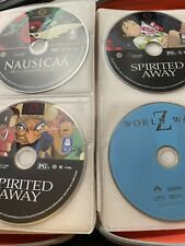 5$ Blu Rays (Disc Only) Up to 25% Discount!! Disney, Studio Ghibli Included