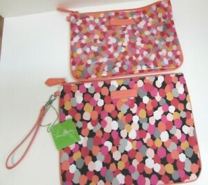 Vera Bradley Make Up Cosmetic Bags