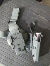 Beretta m9 92 96 Safariland 6304 Tactical Holster DropLeg STX Green Quick Detach