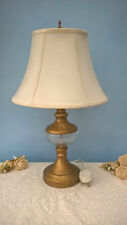 Unbranded Glass Antique Style 41cm-60cm Height Lamps