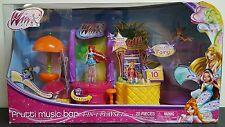 Jakks Pacific Winx Club Frutti Music Bar 4-in-1 Playset New Music & Sounds
