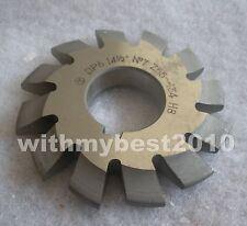 Lot New 1pcs Dp6 14-1/2 degree 7# Involute Gear Cutters No.7 Dp6 Gear Cutter