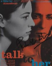 Pedro Almodovar Signed Talk To Her 8X10 Photo