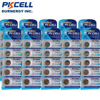 50 Pack CR1632 3V 1632 Lithium Battery BR1632 DL163200 ECR1632 Button Coin Cell
