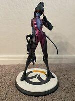 "Overwatch Widowmaker 13.5"" Tall  Statue  - Authentic - Blizzard Game Figure"