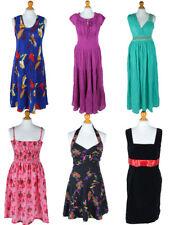 Vintage Dresses Long & Short Retro 70s 80s 90s Ladies Wholesale x20 -Lot656
