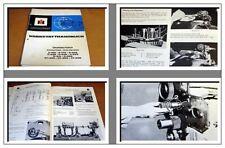 IHC D-155 179 206 239 246 268 310 358 bis DT-402 Motor Werkstatthandbuch 12/1980