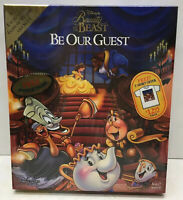 "Vintage IBM 3.5"" Beauty and the Beast- Be Our Guest (Sealed)"