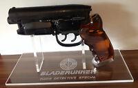 Acrylic display stand for Blade Runner M2019 blaster pistol prop replica
