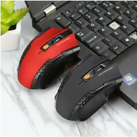 2.4Ghz Wireless Mouse Optical USB Bluetooth Mouse Gaming Mice dpi For PC Laptop