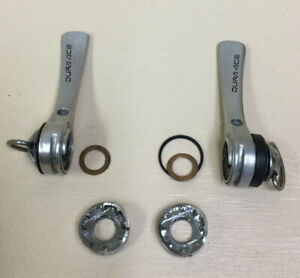 DURA ACE SHIFTERS 6 SPEED OR FRICTION 7400 BRAZE-ON