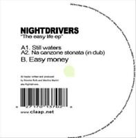 NIGHTDRIVERS - THE EASY LIFE EP NEW VINYL RECORD
