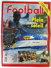 France Football du 13/6/1995; Veira, Sikora, Laigle, Wallemme, Magnier, Anderson