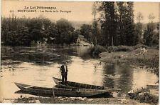 CPA  Le Lot Pittoresque - Montvalent - Les Bords de la Dordogne  (223543)