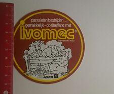 ADESIVI/Sticker: ivomec parasieten bestrijden (28121674)