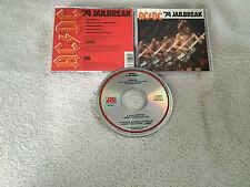 AC/DC - 74 JAILBREAK (1984) ORIGINAL USA ATLANTIC ISSUE CD 7 80178-2
