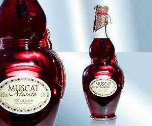 "Rotwein ""Alianta"" Muskat lieblich 12% Вино красное ""Альянта"" Мускат сладкое 12%"