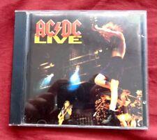 AC↯DC - LIVE - CD aus Heavy Metal Sammlung AC/DC AC DC - A024