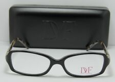 Diane Von Furstenburg DVF Women' Eyeglasses 5013 011 BLACK Glasses 49-16-130
