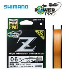 Shimano Power Pro Z High Abrasion resistance Braid Line