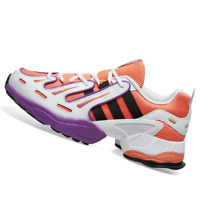ADIDAS MENS Shoes EQT Gazelle - Coral, Black & Purple - EE7743
