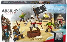 MEGA Bloks ASSASSIN'S CREED Pirate Crew Pack riferimento 94305 - 111 PEZZI