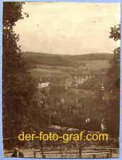 Foto, Ansicht, Hannoversch Münden, vom Berg aus, 1920 !