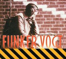 FUNKER VOGT Thanks for Nothing CD Digipack 2001