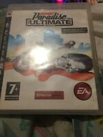 Burnout Paradise The Ultimate Box - Complet - Sony PlayStation 3 ps3