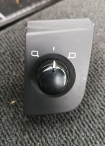 AUDI TT MK1 WING MIRROR SWITCH / SIDE MIRROR SWITCH KNOB BLACK