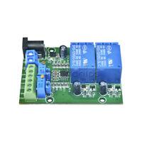 Unique DC 12V 2-Channel Voltage Comparator Precise LM393 Module