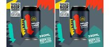 More details for helles lager hawkshead empty beer cans– brand name origin aboutthe 12th century