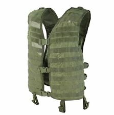 CONDOR MOLLE Modular Tactical Nylon Mesh Hydration Vest MHV-001 OLIVE OD Green