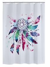 RIDDER Duschvorhang Textil Dream multicolor 180x200 cm Duschvorhang,Textilvorhan