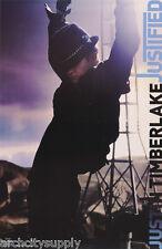 Poster - Music - Justin Timberlake - Justified Free Ship! # #6242 Rbw4 W