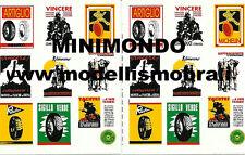 ASSORTIMENTO DECAL MANIFESTI PUBBLICITARI 1/35 DOC MODELS 35006