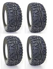 New Set of 4 Kawasaki Mule 3000 04-13 Duro DI-K968 23X11X10 Tires 23/11-10 KT869