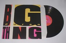 BIG THING - Duran Duran VINILE 33g (12)
