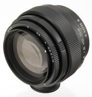 JUPITER-9 85mm f/2 Russian USSR sonnar f2.0 lens M42 dslr Canon Pentax Sony Nex