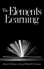 The Elements of Learning, Harold C. Cannon, James M. Banner Jr., Acceptable Book