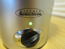 Kitchen Selectives Rechargeable Wine Chiller With Manual