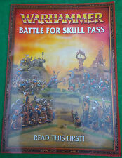 Warhammer: Battle for Skull Pass Supplement - Excellent Con - Free Post!