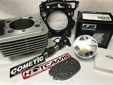 TRX400EX TRX 400EX 85mm 10:1 Stock Cylinder CP Hotcams Stage 2 Top End Kit