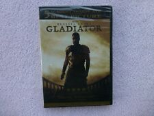 Gladiator - Russell Crowe - Dvd 2003 Widescreen * New / Sealed *